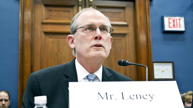 Tom Leney, executive director of the Center for Veterans Enterprise at the Department of Veterans Affairs, is pushing for a contentious veteran small business verification program to remain at the VA.