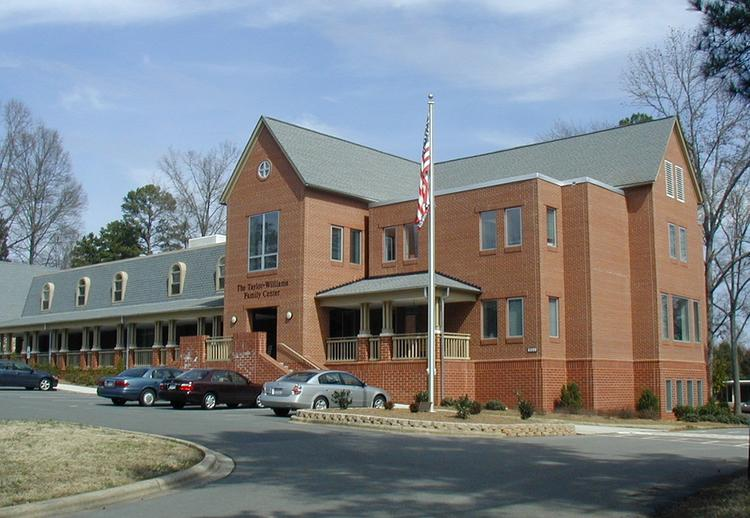 Thompson Child & Family Focus is based on his facility in Matthews.