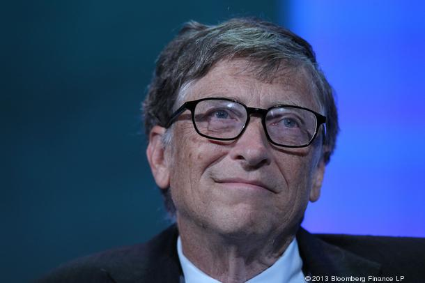 Bill Gates on the founding principles of Mark Zuckerberg, Steve Jobs, and...Bill Gates