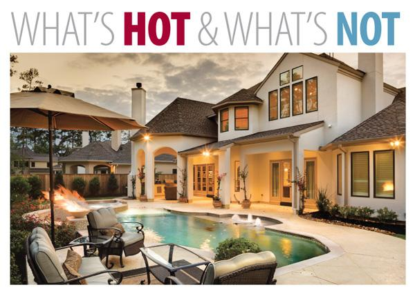 The booming Houston economy has led to increased luxury home sales, and HBJ asked local experts to identify what's in demand now -- and what old trends are on the way out.