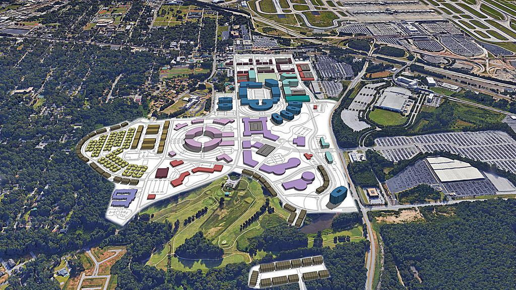 320-acre Development Set to Take Off by Airport (College