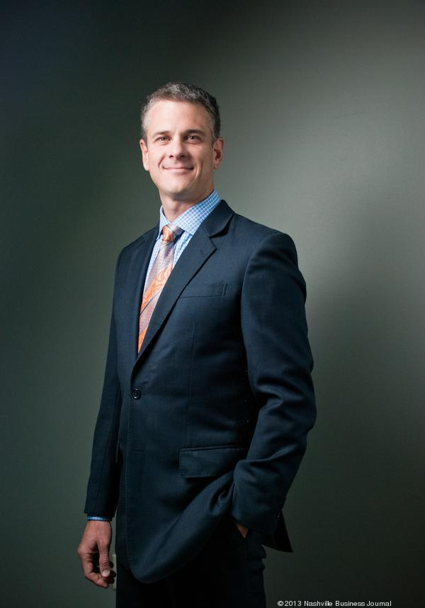 Bryan Huddleston is the new CEO of the Nashville Technology Council.