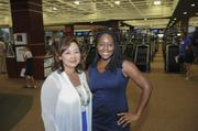 Sue Chong, left, and Buky Delle, both of Keller Williams Reston.