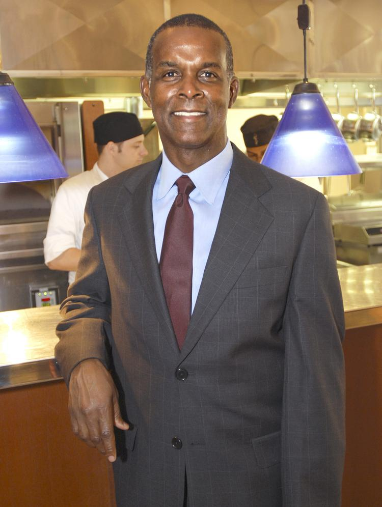 Darden Restaurants CEO Clarence Otis