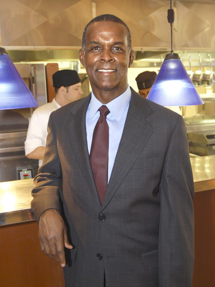 Darden Restaurants Inc.'s Clarence Otis steps down as chairman and CEO.