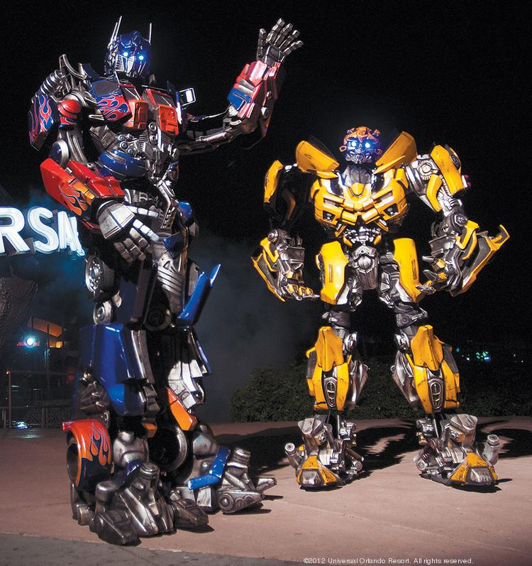 Florida expects another record year in tourism. Much of that growth can be attributed to the opening of new theme park attractions like Transformers: The Ride-3D at Universal Orlando Resort.