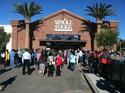 Whole Foods opened its first Fremont store Sept. 25. The store is 39,000 square feet.