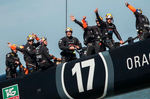 Larry Ellison's <strong>Oracle</strong> <strong>Team</strong> <strong>USA</strong> wins America's Cup