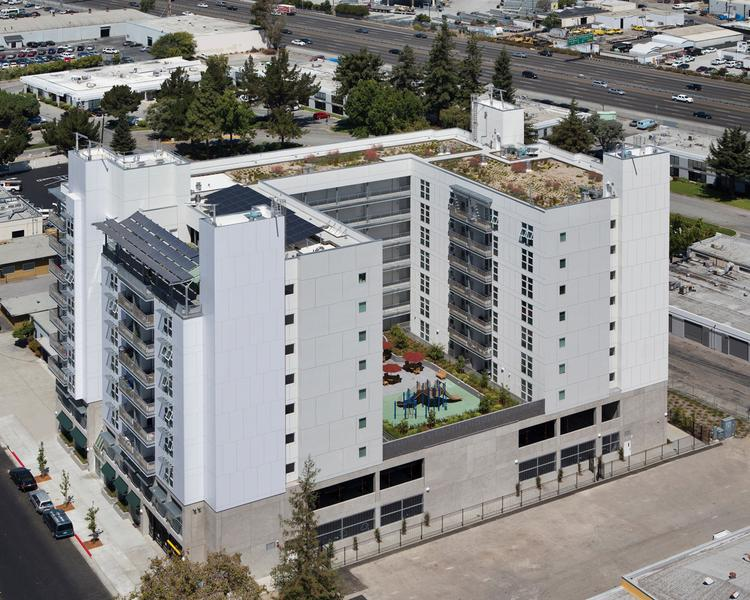 Key Players Developer: First Community Housing Architect: Fisher Friedman Associates (now NBBJ) Contractor: Branagh Inc. Green Building Consultant: Simon & Associates Financial partners: US Bank National Association, Red Stone Equity Partners, city of San Jose, State of California