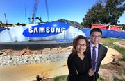 Most Creative Deal Finalist: Samsung lease orchestration Its new headquarters might be going up in San Jose, but Samsung Semiconductor needs space now. That means finding alternate locations to house workers.  Read about that process here.