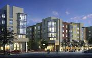 Best Residential Project Finalist: Solstice Apartment project Solstice just boosted housing at the long-awaited Sunnyvale Town Center. Find out more on this project here.