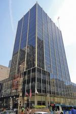 Law firm leases space at One East Fourth