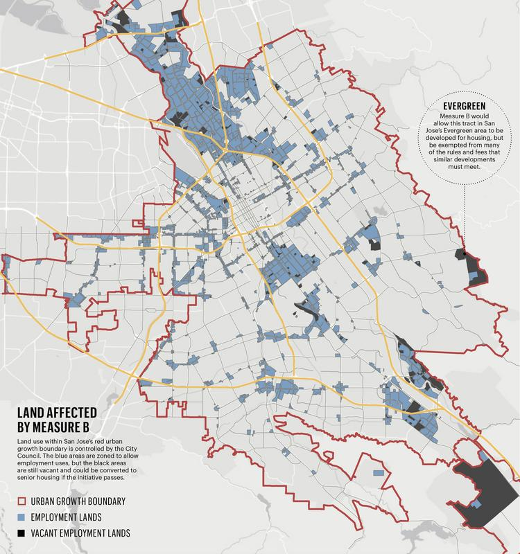 Developers say San Jose\'s Measure B is about housing — local ...