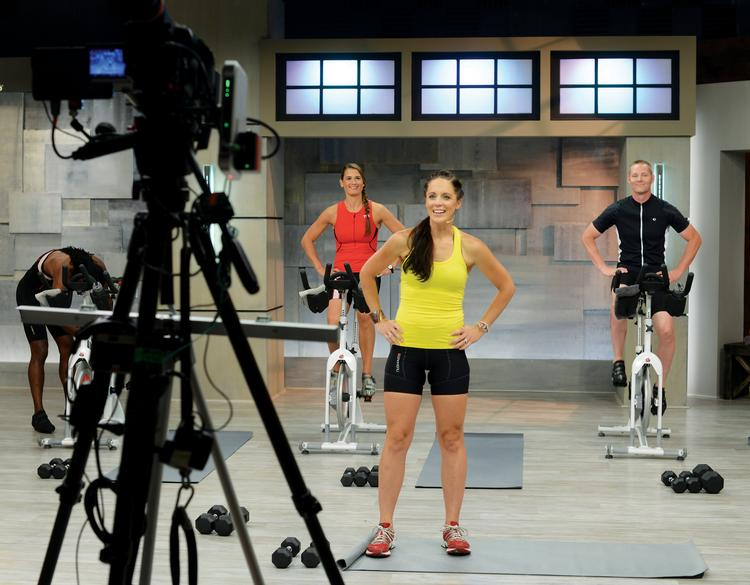 Fitness on Request found a niche market for exercise videos