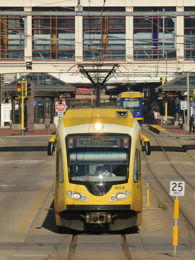 Planners are working to extend the light rail system from downtown Minneapolis through the southwestern suburbs.