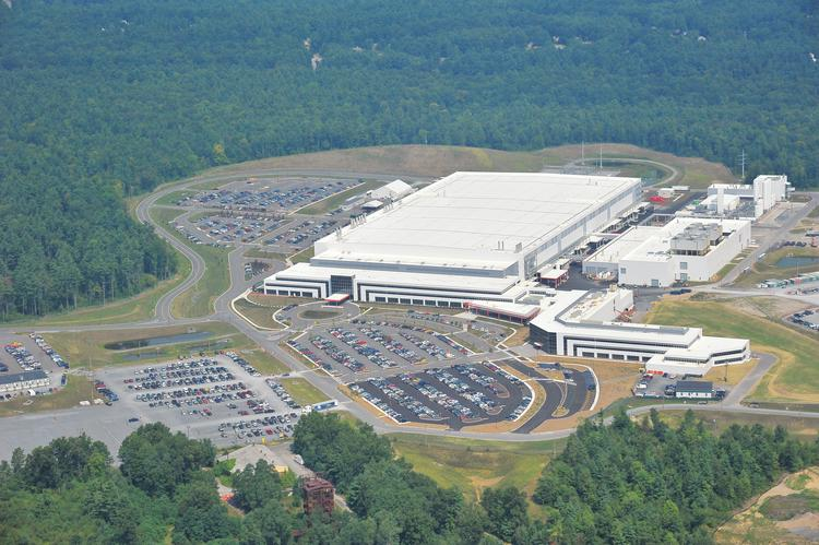 GlobalFoundries is preparing to install $2 billion in new computer chip making equipment at its factory in Malta in Saratoga County, NY.