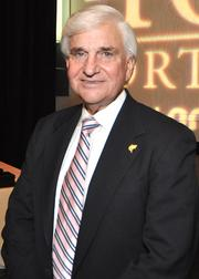 George L. Hanbury II, president and CEO of Nova Southeastern University