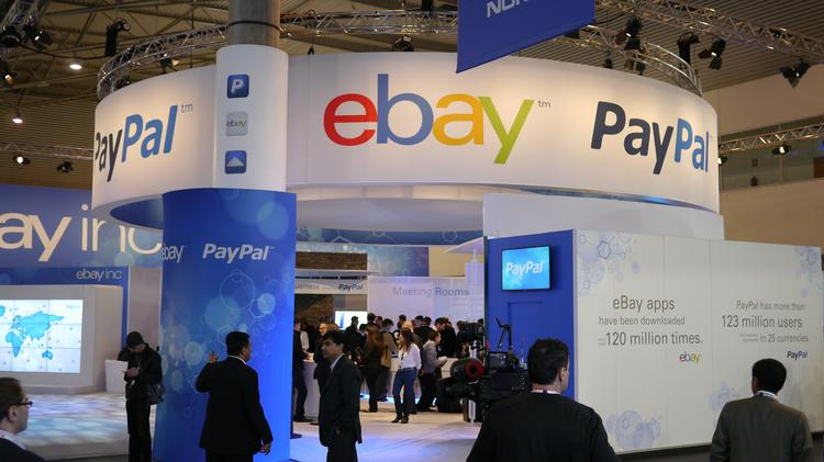 EBay's PayPal out-performed expectations, bolstering earnings for the company as a whole.