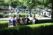 Behind the scenes of filming for season two of 'Homeland,' which is filmed in Charlotte.