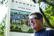 Jim Gross has returned to development with his Kenwood Myers Park project.