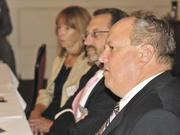 Complex Issues: Bill Gehr, CFO of The Dupps Company, at a CFO Roundtable discussion held at the NCR Country Club.