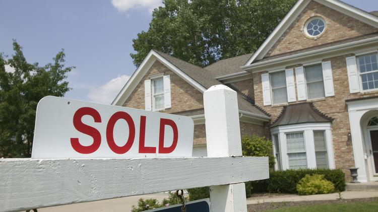 Single-family home sales fell as the number of houses listed on the market increased.