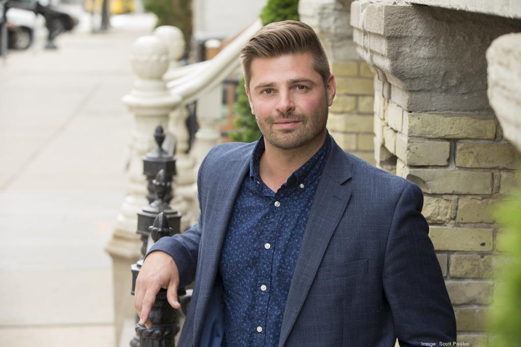 Milwaukee Business Journal: Adam moves from banker to a tech success story
