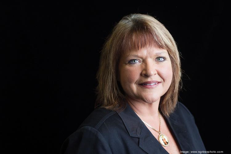 Linda Sue Comer is president of Comer Construction in Forest Hill.