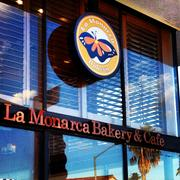 The third location of La Monarca Bakery is on Wilshire Boulevard in Santa Monica.