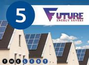 Future Energy Savers All figures are for systems installed in Silicon Valley in 2012 Cost of systems installed: $4.02 million Incentives approved for customers: $96,618 Number of projects: 118