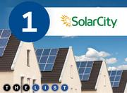 No. 1: SolarCity All figures are for systems installed in Silicon Valley in 2012 Cost of systems installed: $11.86 million Incentives approved for customers: $539,871 Number of projects: 460