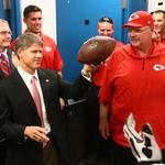 Salary cap boost won't spare Chiefs tough personnel decisions