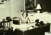 Estelle Kelley was an important part of the family business.