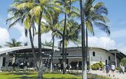 Inouye helped secure funding for the new visitors center at the USS Arizona Memorial at Pearl Harbor.