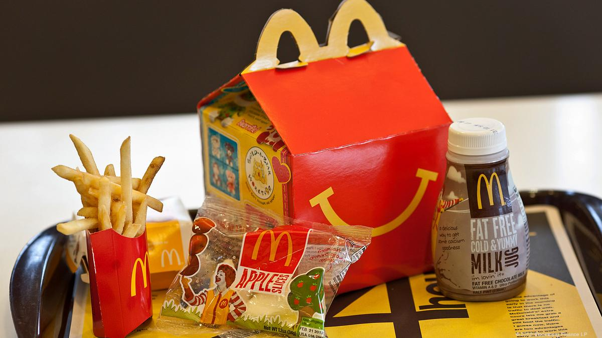 mcdonald s announces happy meal changes new mascot causes