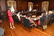 Attendees of the 2013 Women's Roundtable Breakfast at the Union League on Thursday Sept. 26.
