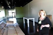 The new space will allow Nevett and Crawford to host parties for up to 30 people.