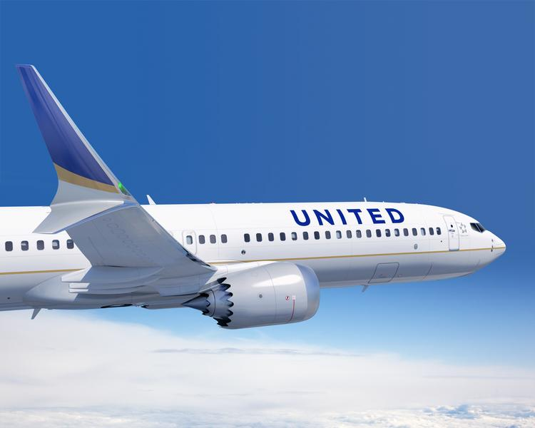 United Airlines plans to launch service from Atlantic City, N.J. to hubs in Chicago and Houston.