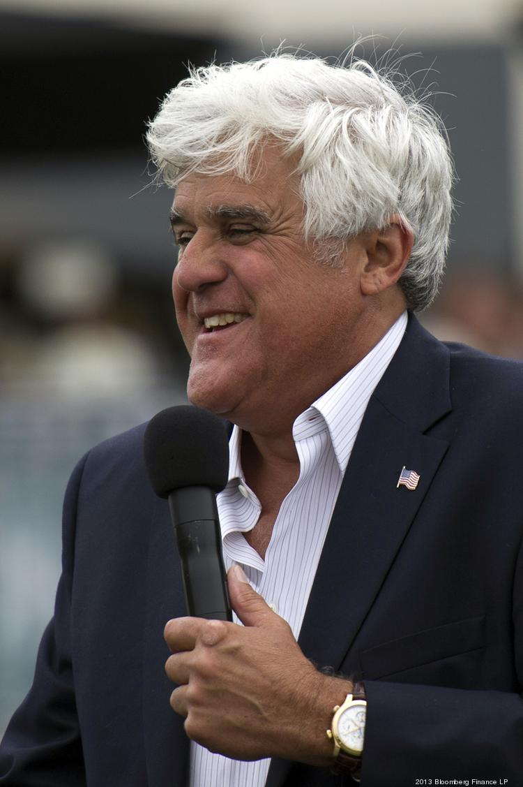 Jay Leno is coming to the Durham Performing Arts Center.