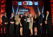 Of the top 10 companies in attendance, It Works! Global comes in at No. 9 on the 2013 Fast 100 list.