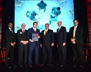 HCI Group receives the award for fastest-growing Florida company.