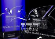 The DBJ honored the DFW area's healthiest workplaces.