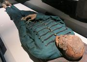 Michael Orlovitz, an 18th-century mummy.