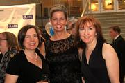 Leadership Arlington held its eighth annual Monte Carlo Night at Reagan National Airport on March 9. From left, Lisa Van Wagner of Arlington County Government, Susan Olson of Natixis Global Asset Management and Jamie Miller of Freddie Mac.