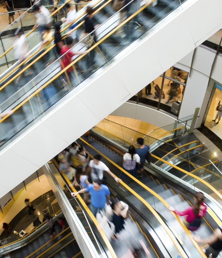 October was an encouraging month for the retail industry as retailers reported a 4.2 percent increase in chain-store sales, according to the International Council of Shopping Centers.