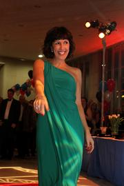 Leadership Arlington held its eighth annual Monte Carlo Night at Reagan National Airport on March 9. Danine Fresch-Gray of Clarendon Dental Arts.
