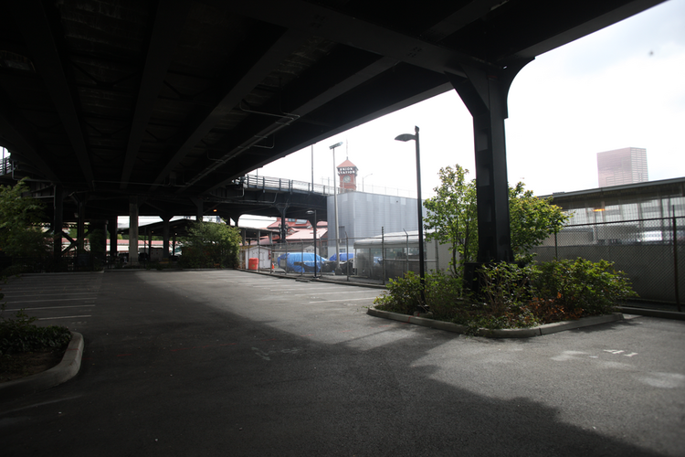 The Pearl Group, including developers and investors int he Pearl District, was surprised that the Right to Dream Too camp still wants to move to a parking lot under the Broadway Bridge. The group says it is working on undisclosed indoor options to resolve the conflict between the camp and the city of Portland.