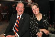 Leadership Arlington held its eighth annual Monte Carlo Night at Reagan National Airport on March 9. Joe Ventrone and Jeanne Broyhill.