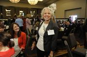 Honorees mingle at the Kansas City Business Journal's 2013 Best Places to Work awards luncheon.