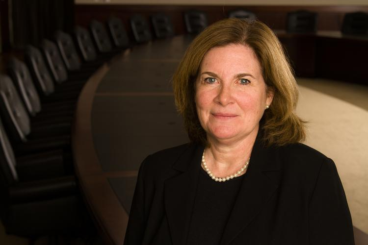 Esther George, president of the Federal Reserve Bank of Kansas City